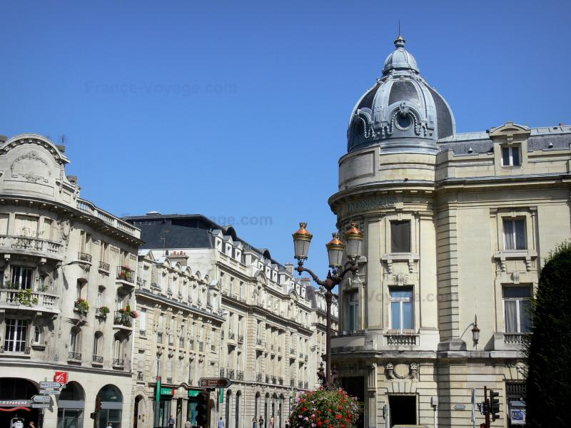L'immobilier à Reims - évaluation notaire