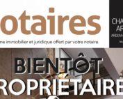 magazine des notaires Champagne Ardenne Mars 2021